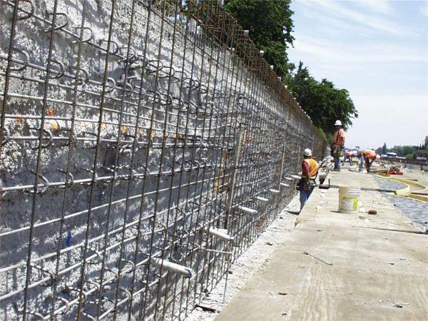 Soil nail walls for Soil nail wall